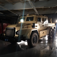 A magyar páncélos, ami kineveti az amerikai MRAP-eket