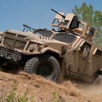 Ilyen lesz a Humvee utódja