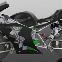 Gömbkerekű motort fejlesztenek
