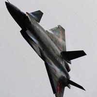 Állatul fest a titokzatos kínai vadászgép