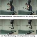 Megtanult pingpongozni a robot