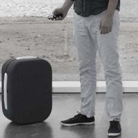 Követi az utazót önjáró bőrönd