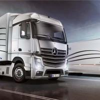 Euróezreket spórol az áramvonalas kamion