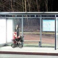 Buszmegállóval a téli depresszió ellen