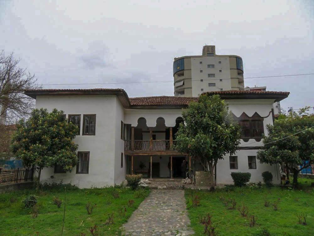 Néprajzi múzeum, Elbasan
