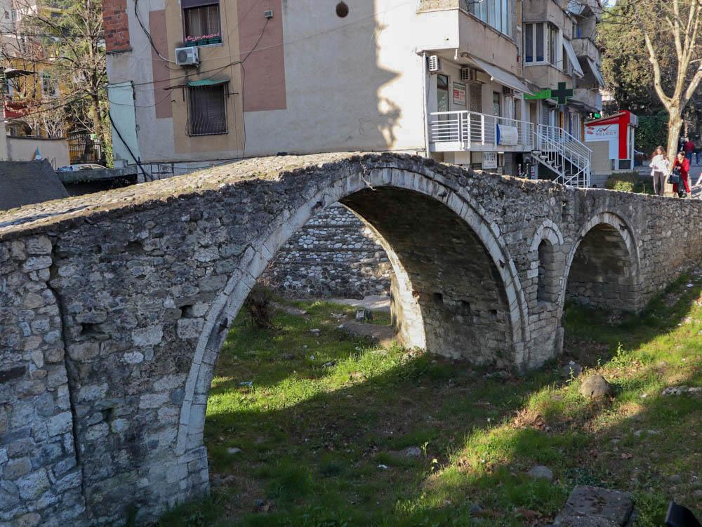 Tanner's bridge, Tirana