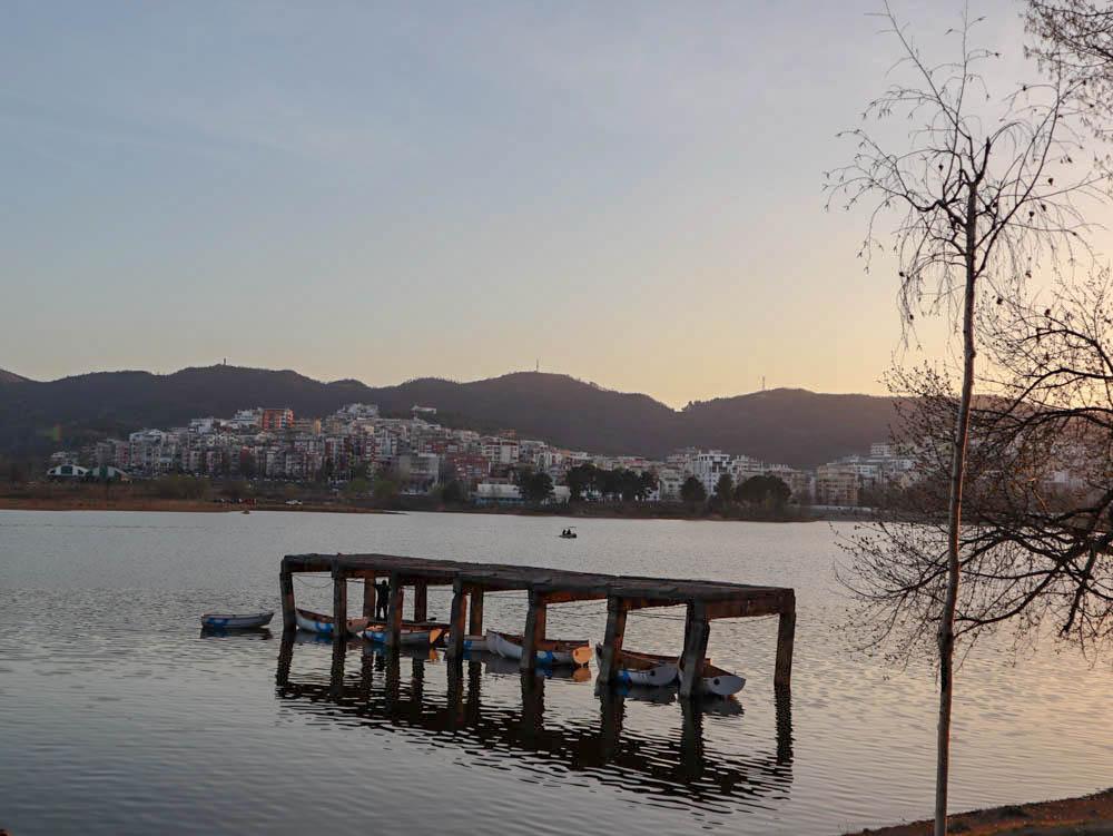 Grand Park, Tirana