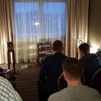 Audio video show Varsóban - rövid képes beszámoló
