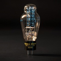 Nyolc wattért a világ - Megújul a Western Electric 300B