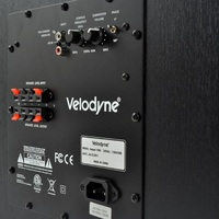 Just for fun - Velodyne Impact 12