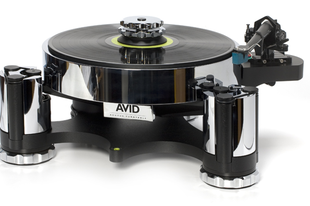 AVID Acutus Reference futómű + SME 309 + ZyxR100 teszt