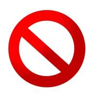 NEM szabályok... ( a kisebbeknél..) Hogy segítsük a megértést vizuálisan?..