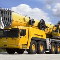 King of 300 ton - Grove GMK6300L