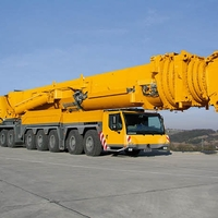 Liebherr LTM 11200-9.1 All-terrain mobile crane