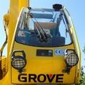 Looking Up - Grove autódaru bemutató