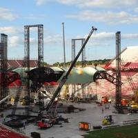 U2 - Carter-Finley Stadion (Raleigh, USA)