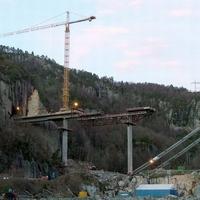 Feda fjord híd - Norvégia