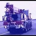 Tűzoltó daru - Tadano Faun ATF60-4