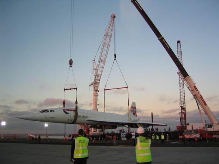 Liebherr Concorde