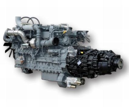 Liebherr engine