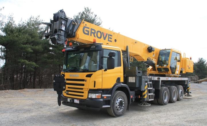 Grove TMC540