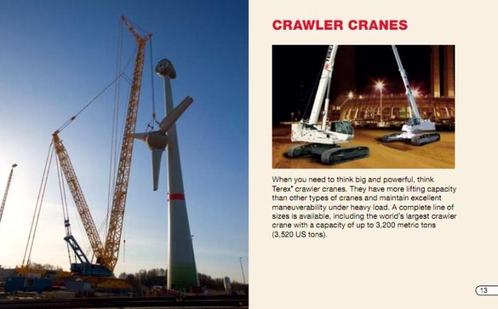 crowler crane