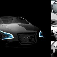 Audió 4 keréken: AudiO Concept