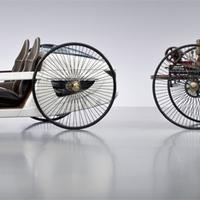 Retrofuturisztika a Mercedesnél: F-Cell Roadster