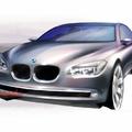 F01 - Az új 7-es BMW