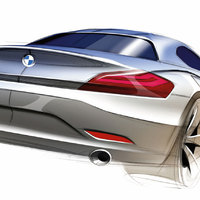 formatervek - BMW Z4