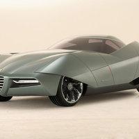 Nem BAT-mobil. Berlinetta Aerodinamica Tecnica