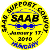 Saab Support  Convoy