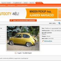 Autóbuzi autót vesz?