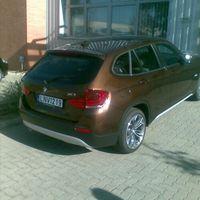 A BMW X1 megérkezett