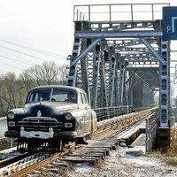 Autó sínen, vonat aszfalton...