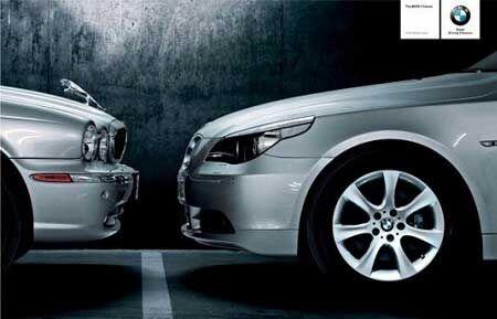 BMW vs. Jaguar