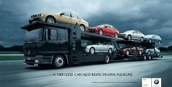 A Mercedes is tud vezetési élményt szállítani neked.
