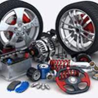 Autóalkatrész website angol nyelven, partner pages