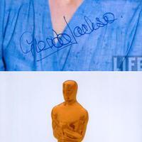 Oscar díjas színésznő a brit parlamentben (Glenda Jackson autogramja)