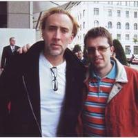Budapesten járt Nicolas Cage