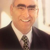 Theo Waigel egykori német pénzügyminiszter autogramja