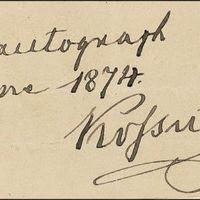 Már Kossuth Lajos is osztott autogramot!