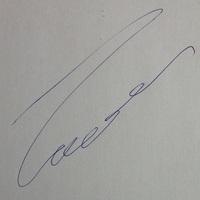 Forma-1 autogramok: Magyar Nagydíj 2013 (Bernie Ecclestone és még sokan mások)