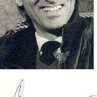 Surda autogramja (Ljubisa Samardzic)