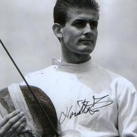 Horváth Zoltán olimpiai bajnok dedikációja