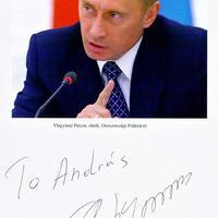 Putyinország: 10 éve