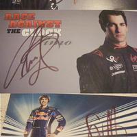 Autogramok a Hungaroringről (Vettel, Glock, Di Grassi)