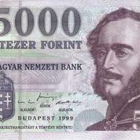 Surányi György autogramja