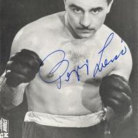 Papp Laci (1926-2003) aláírt fotója
