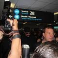 Steven Seagal megérkezett Budapestre
